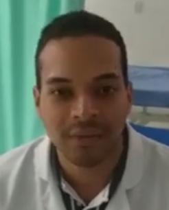 Enfermeiro Iago de Souza Cristaldo